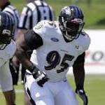 Kapron Lewis-Moore's Injury Leaves Ravens With Thin Defensive End Corps