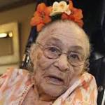 Arkansas woman dies after six-day reign as world's oldest person