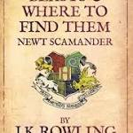'Harry Potter' Spinoff 'Fantastic Beasts' Confirmed for Trilogy, Release Schedule ...