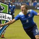 Seattle Sounders sign United States forward Jordan Morris
