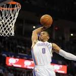 Russell Westbrook's Triple-Double Too Much For Warriors