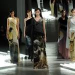 New York Fashion Week fall 2014: At Rodarte, 'Star Wars' gowns there are