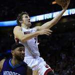 Heat top Hornets in 'must-win' for playoff push
