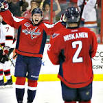 Devils lose to Capitals, 3-2, in overtime