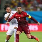 USA 0-1 Portugal World Cup 2014 LIVE: Nani strikes inside first five minutes in ...