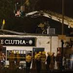 Scottish police helicopter crash: 8 dead, 32 injured in Glasgow pub