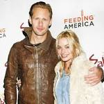 Alexander Skarsgard, Margot Robbie Make Out at Sundance?