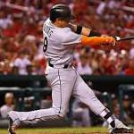 Rojas' RBI In 9th Gives Marlins 7-6 Win