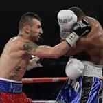 Boxing: Vanes Martirosyan gets another shot at Erislandy Lara on Saturday