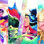 DC Rebirth: All The Teams and Announcements From WonderCon