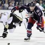 Blue Jackets reward crowd with win