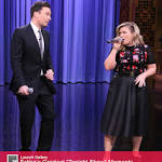 Kelly Clarkson & Jimmy Fallon's History Of Duets