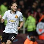 Premier League diary: Why Louis van Gaal knew Daley Blind would be ...