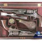 Stolen Antique Guns Were From NRA Exhibit That Drew Protests