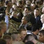 Remarks by President Obama in Afghanistan