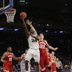 Wisconsin rallies to edge VCU 74-73 at 2K Classic