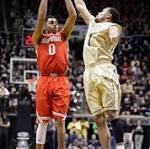 College basketball: Purdue beats No. 20 Ohio State