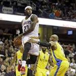 LeBron expects players to get fair share in NBA TV deal