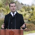 Medvedev's Planned Bridge to Crimea Has Long History