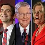 High stakes, key players on big night for GOP
