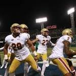 All is not lost for young BC football team