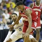 Kentucky's up-and-down season ends with early tourney exit