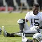 Raiders release receiver Greg Little