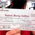 Pa. sues to stop issuance of gay marriage licenses