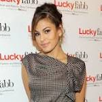 Eva Mendes shares her first selfie, but it's for a purely unselfish cause