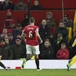 Liverpool lost against Manchester United despite playing the better football