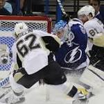 Pittsburgh Penguins repeating tactic of pulling away from playoff opposition