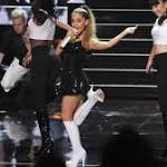 Ariana Grande is new princess of pop with hit single