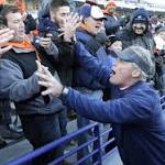 Football: Northwestern, Illinois to play three games at Soldier Field