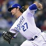 Pitcher Brandon Finnegan impresses Royals after call-up, could open 2015 in ...