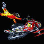 Colten Moore takes X Games gold in freestyle snowmobile in memory of brother ...