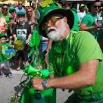 Thousands line Fifth Avenue South in downtown Naples for annual St. Patrick's Day parade