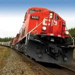 Canadian Pacific ends talks with fellow railroad operator CSX about a possible ...
