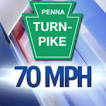 70 MPH Speed Limits Coming for Part of Pa. Turnpike