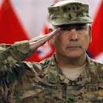 US commander wants flexibility in Afghanistan troop drawdown