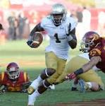 Report: Notre Dame RB Greg Bryant suspended four games