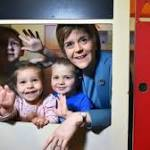 General Election 2015: Nicola Sturgeon on the No vote, Trident, working with ...