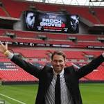 Froch v Groves II confirmed for Wembley as rematch could break British boxing ...