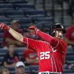 Nationals Injury Updates: Jayson Werth, Steven Souza, Jr., Bryce Harper's foot ...