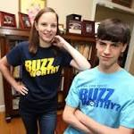 Midway spelling twins will continue to spell without bee