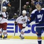 With season winding down, can Blue Jackets finish strong?