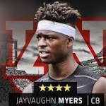 Jayvaughn Myers adds depth to Auburn secondary