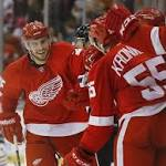Detroit 4, Chicago 1: Why the Red Wings won