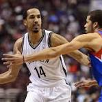 Warriors to Sign Shaun Livingston
