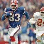 Andre Reed's induction gives Bills reason to celebrate in uncertain times