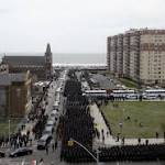 Fallen cop Dennis Guerra, killed in Coney Island arson, leaves legacy of ...